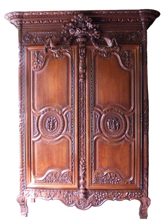 Armoire normande de mariage bayeux - Prix d une armoire normande ...