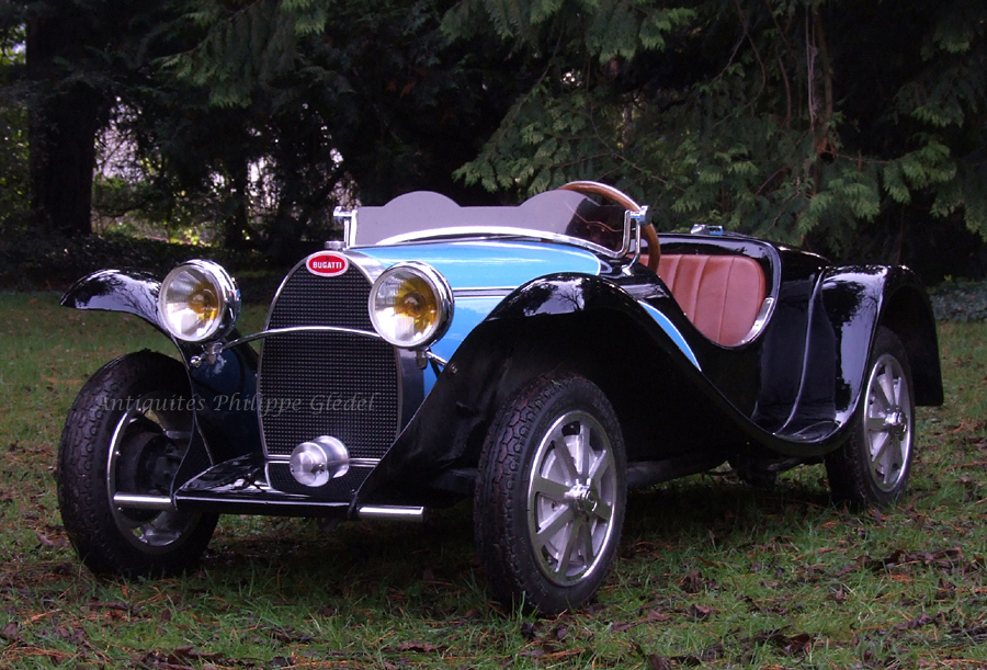 bugatti type 55 roadster de la chapelle