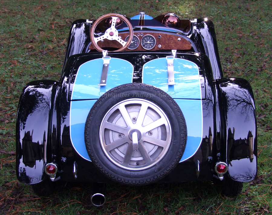 Roadster La 55 De Chapelle Bugatti Type zUSpMV