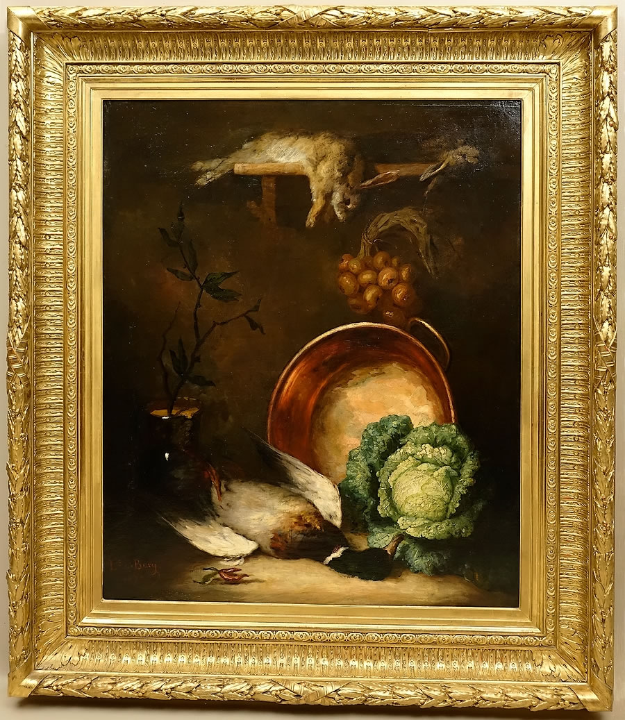 Tableau-Grande-nature-morte-signee_Louise-de-Bury